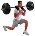 Cambered Squat Bar