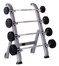 Elite Training Systems Barbell Rack